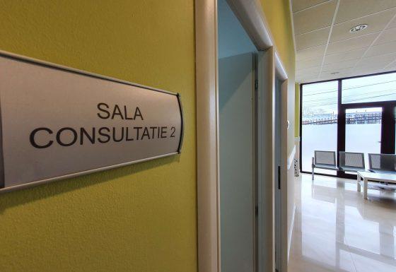 Sala consultatii
